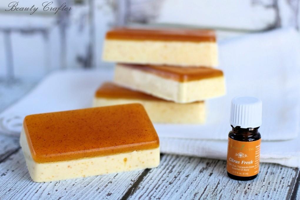 Citrus Fresh Soap Recipe