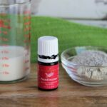 DIY Purifying Frankincense and French Green Clay Facial Mask