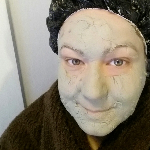 Frankincense & French Green Clay Mask Recipe