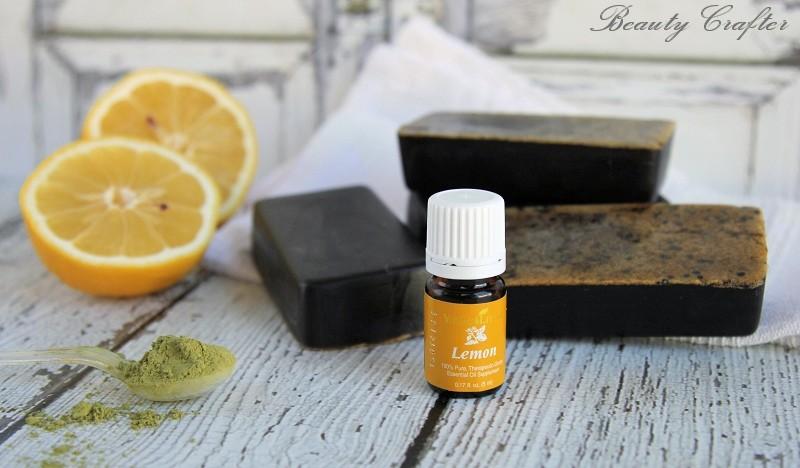 lemon and green tea skin benefits
