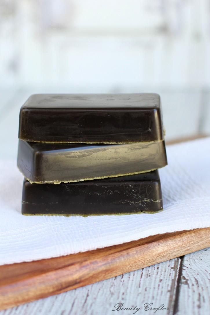 Green Tea Soap Recipe
