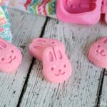Easter Bath Bombs - bunny