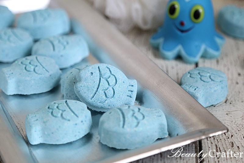 cute Fish bath Bombs
