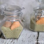 Beach Sand Bath Salts Favors