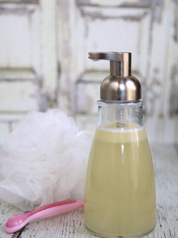 DIY Shaving Cream for Women: Easy Homemade Shaving Cream Recipe