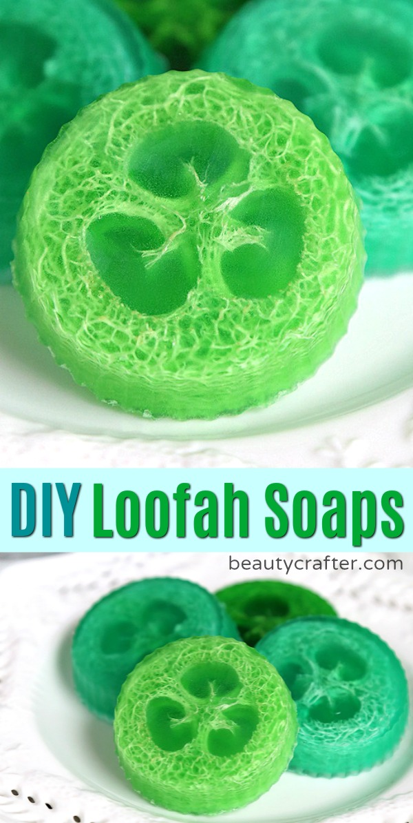 Luffa Soap - Make your own Loofah Soap
