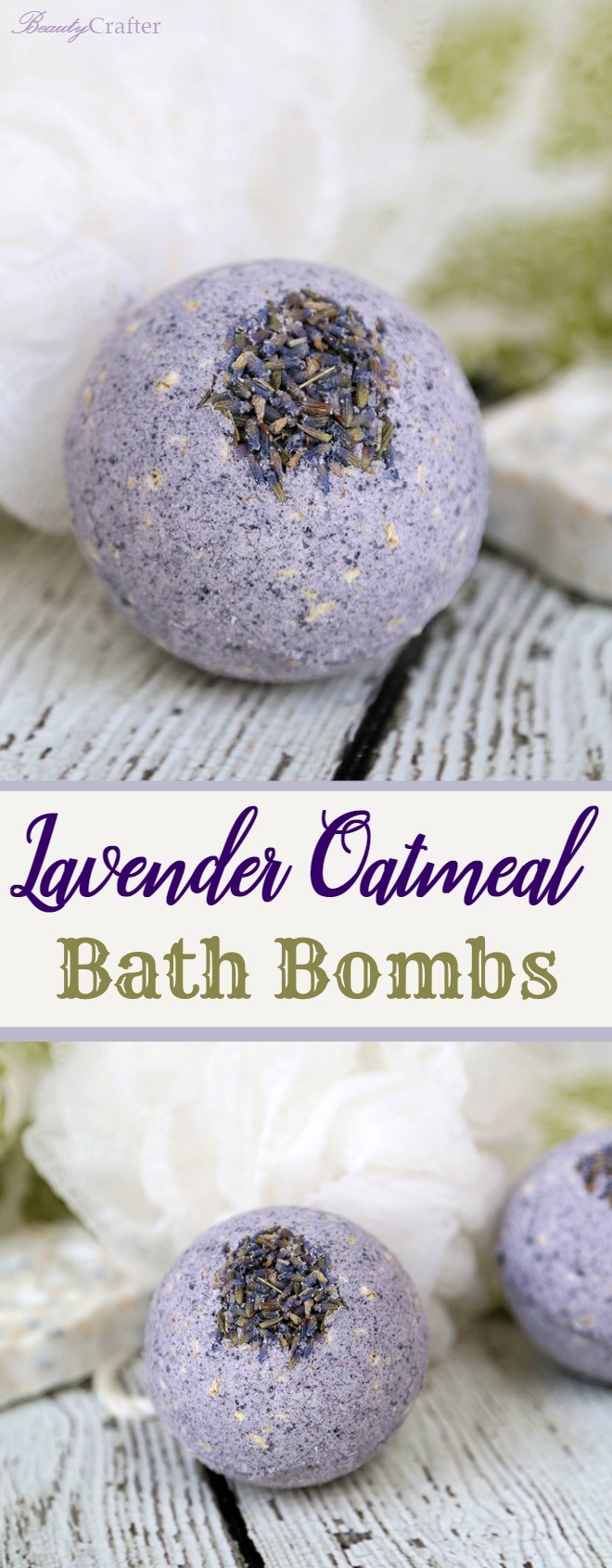 Lavender Oatmeal Bath Bombs Recipe A Soothing DIY Gift