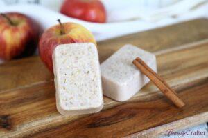 Apple Cinnamon Soap Recipe