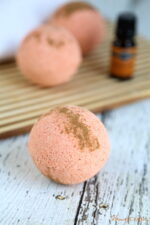 Pumpkin Spice Bath Bombs