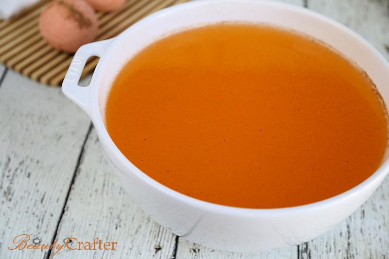Pumpkin Spice Bath