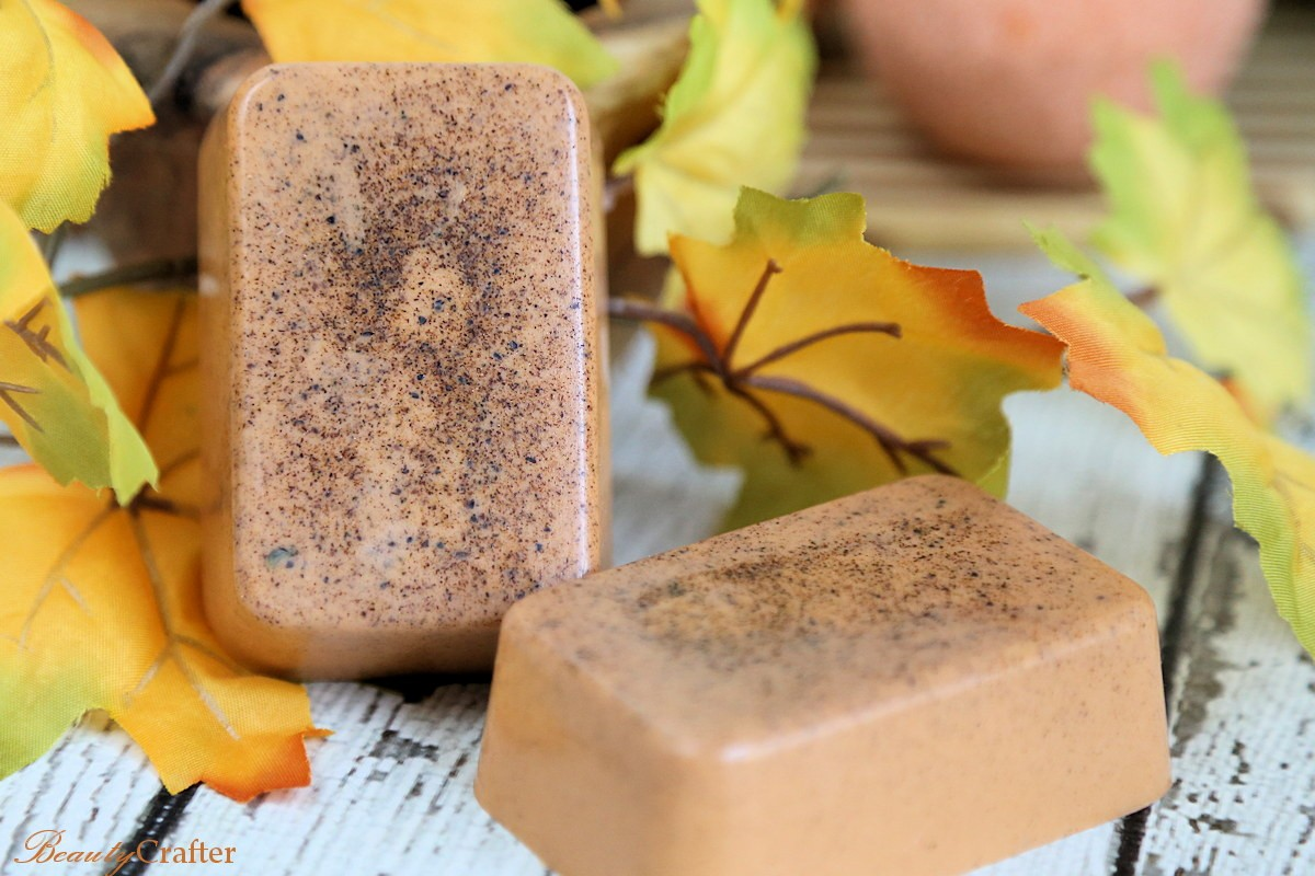 Pumpkin Spice Soap Recipe