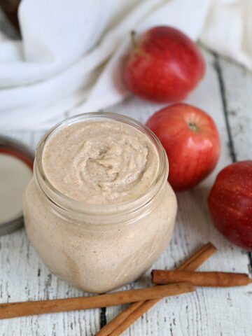 Apple Cinnamon Sugar Scrub Recipe