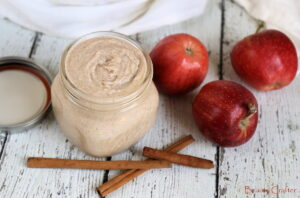 Apple Cinnamon Sugar Scrub recipe