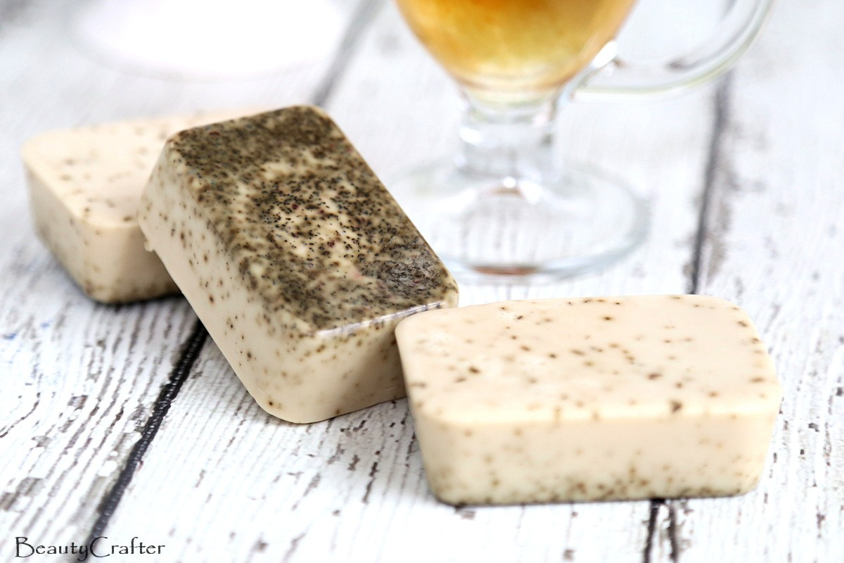 chai Soap recipe