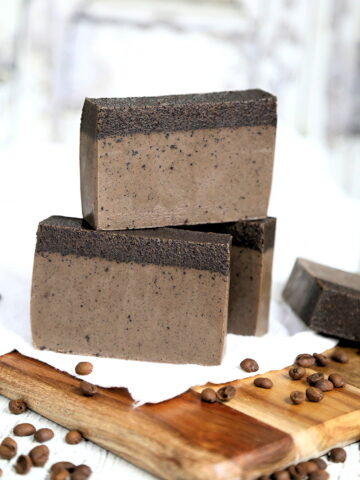 DIY Coffee Soap Recipe: Easy Melt and Pour Coffee Soap