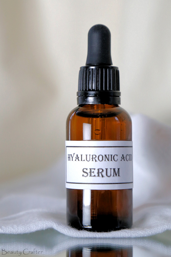 Hyaluronic Serum Recipe