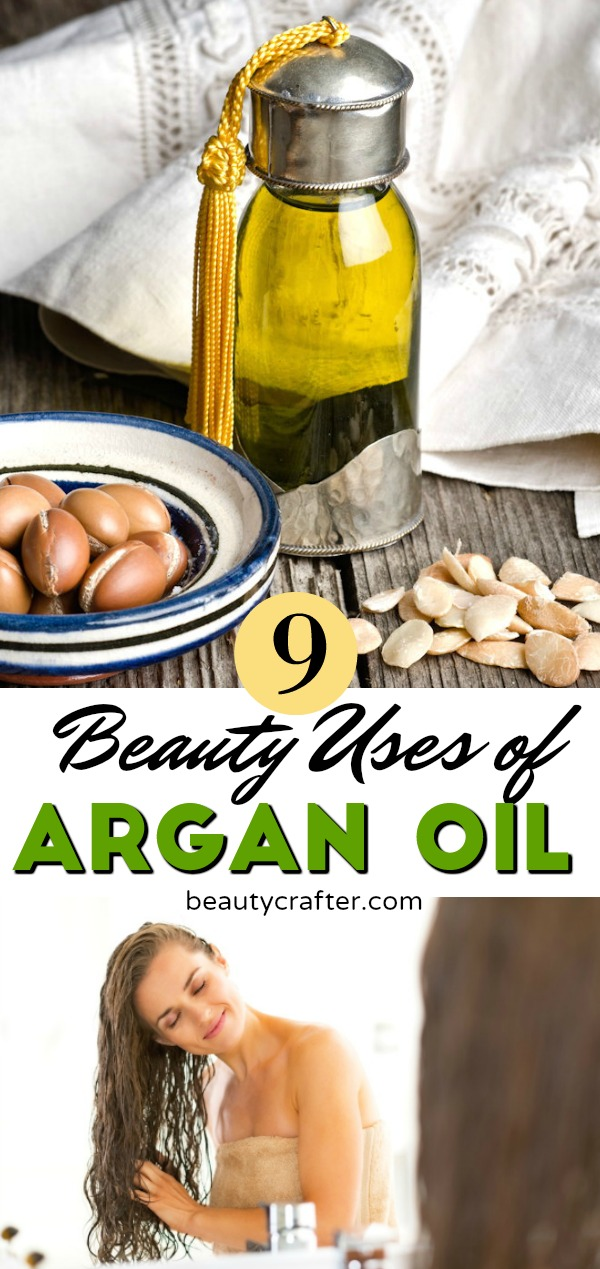 Argan Oil Benefits and Uses