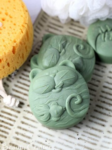 French Green Clay Soap Recipe
