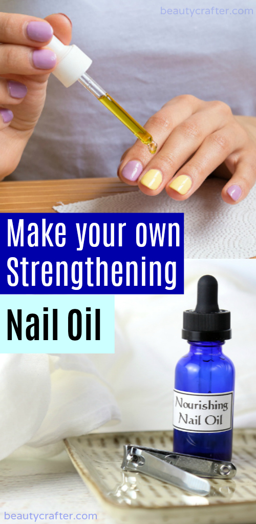 Nail Strengthener oil