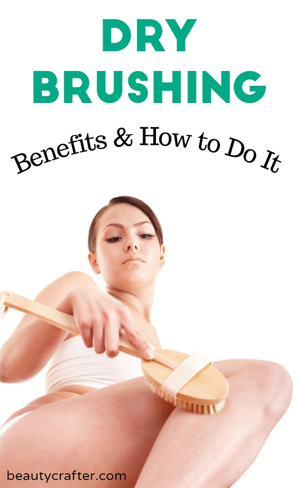 Dry Brushing Benefits and How to do it.