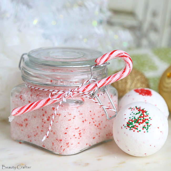 Peppermint Bath Salts