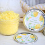 Lemon Sugar Scrub recipe