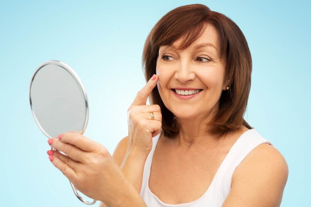 turmeric scrub for age spots
